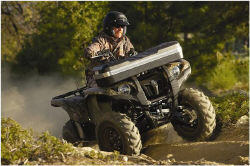 Yamaha Outdoors Tips — Why You and Your Yamaha Four-Wheeler Should Bowhunt This Fall